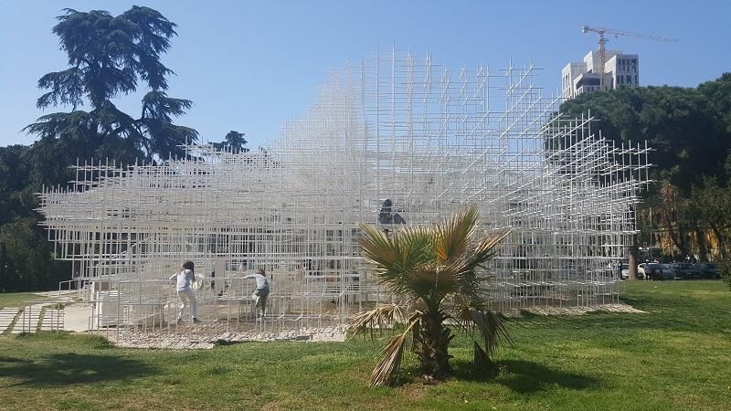 Tirana Nuvola
