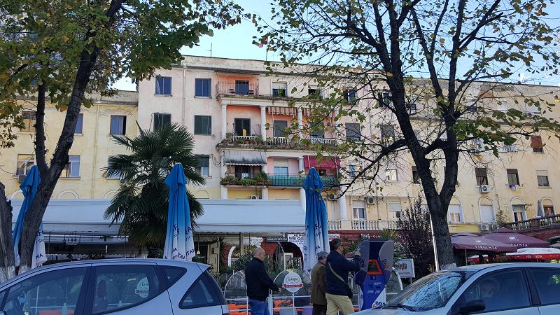 Itinerario Tirana centro