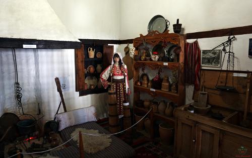 Krujë e berat Museo etnografico Krujë