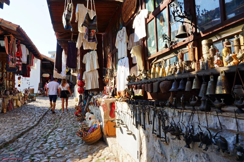 Krujë e Berat bazar