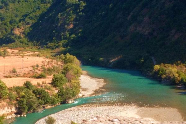 fiume Përmet