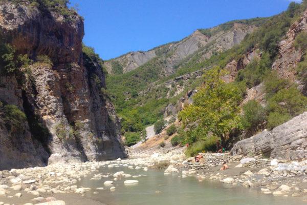 Canyon di Lengaricë