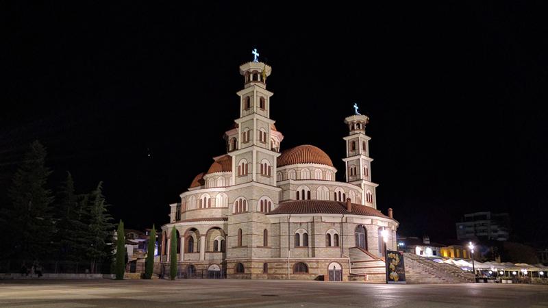 Cattedrale della Resurrezione Korça