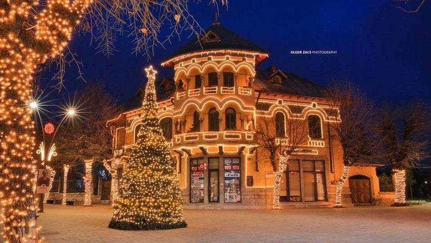 Vacanze in Albania, Capodanno in Albania, Capodanno a Tirana