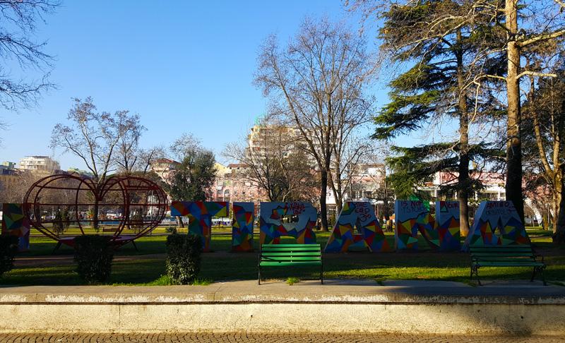 Vacanze in Albania, itinerario I love Tirana