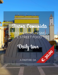 Vacanze in Albania, tour di Tirana