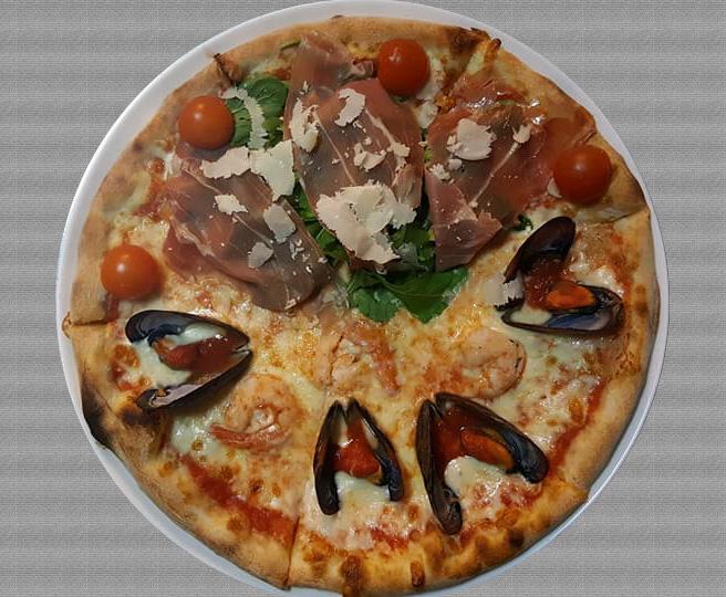 Dove mangiare a Tirana, Vita 99 pizza
