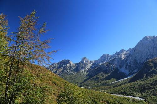Valbona, Theth, Alpi Albanesi
