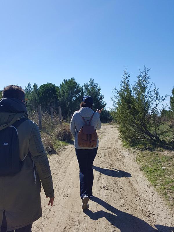 Viaggio in Albania, hiking nel parco nazionale di Divjakë
