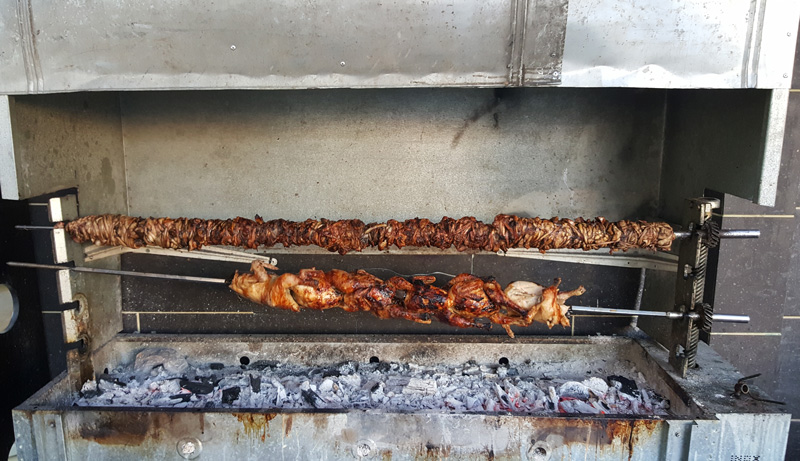Vacanze in Albania, cucina albanese, kukurec