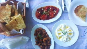 vacanze in Albania, cucina albanese