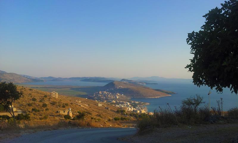 vacanze in Albania, Saranda, castello di Lëkurësit