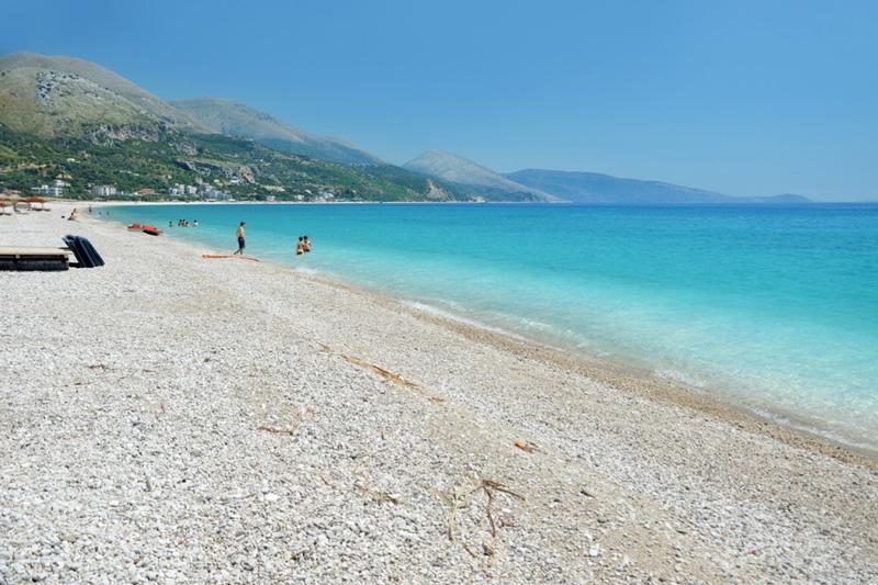 Vacanze in Albania Spiaggia Borsch
