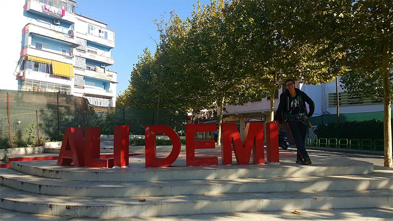 Visitare Tirana Quartiere Ali Demi