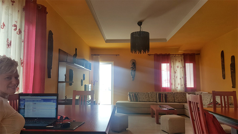 Visitare Tirana B&B Valeale Apartment