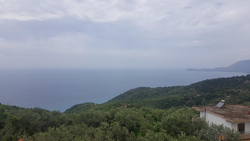 Visitare Saranda, Saranda Jeep, Piqeras collina ulivi