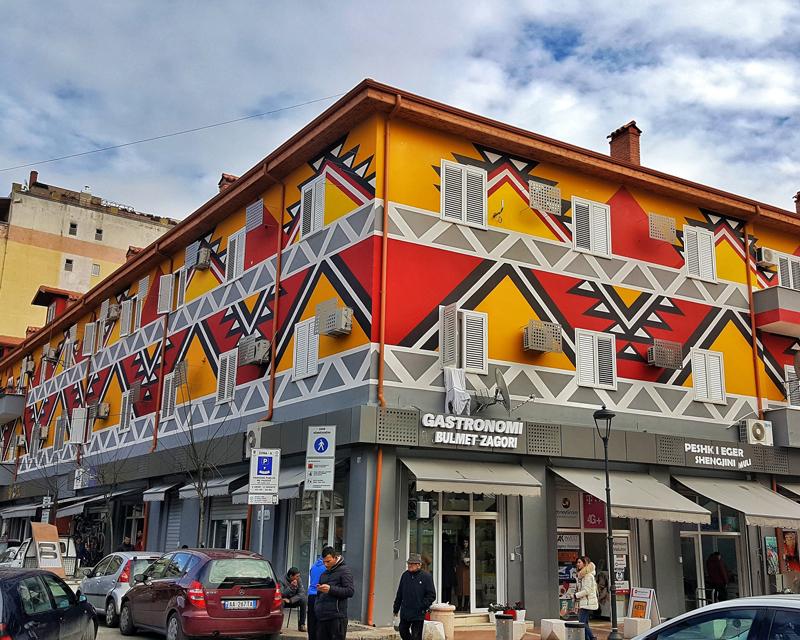 Visitare Tirana Pazari i Ri