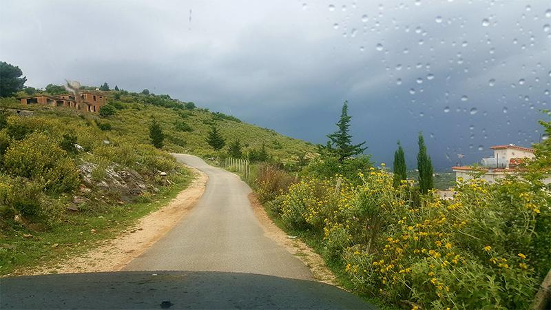 Visitare Saranda, Saranda Jeep. salita al faro Lekursi