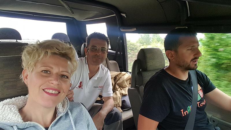 Visitare Saranda, Saranda Jeep,