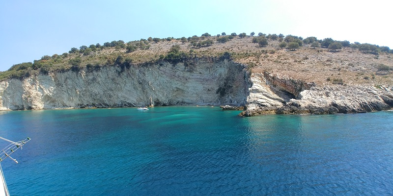 Spiagge in Albania Krorez