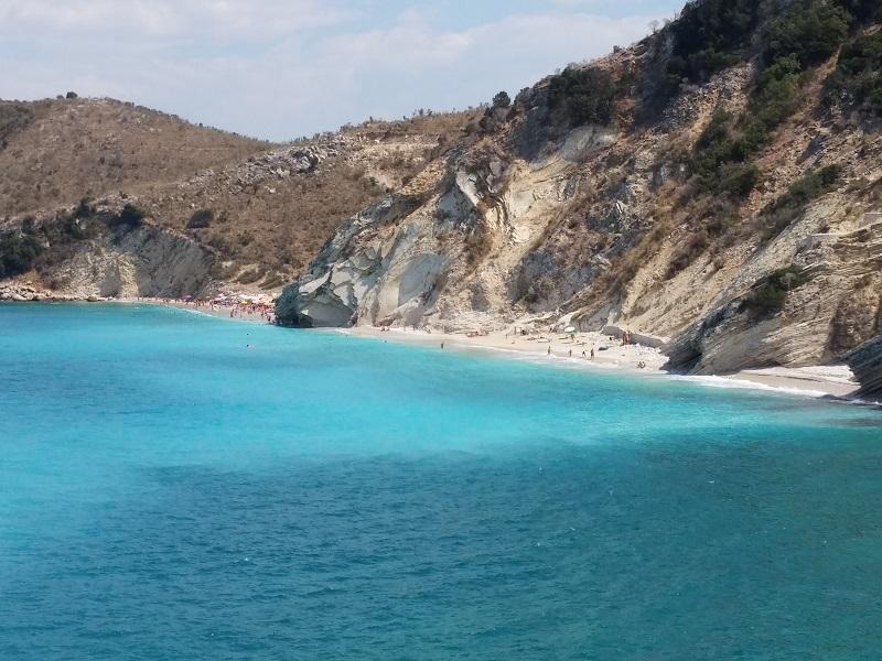 Spiagge in Albania Pasqyrave