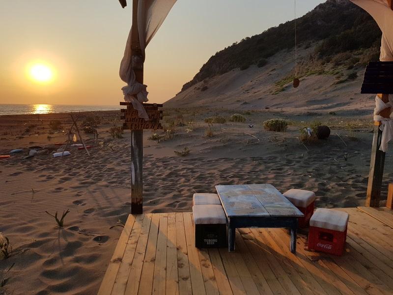 Spiagge in Albania_Rana e Hedhun