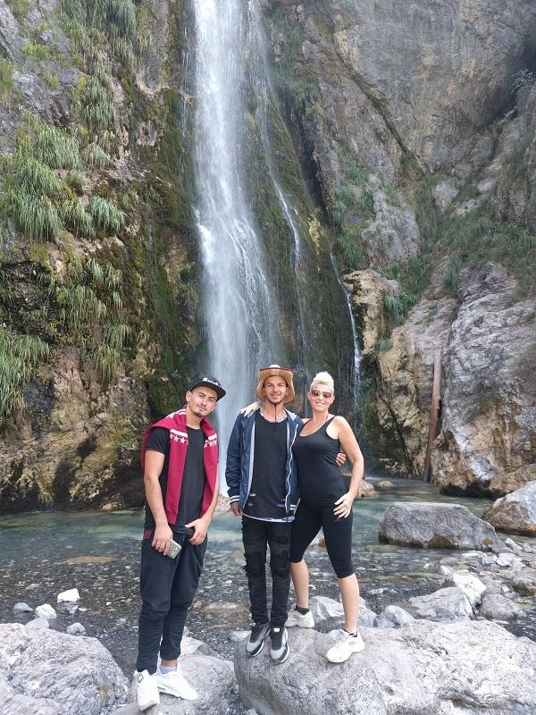 Itinerari d'AlbaniaTheth