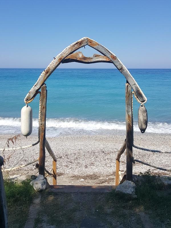 Campeggi in Albania, camping in Albania, Gate to Horizon Lukova