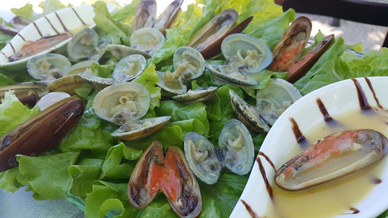 Vado in Albania, la cucina albanese, cosa mangiare, piatti tipici albanesi, crudo di mare
