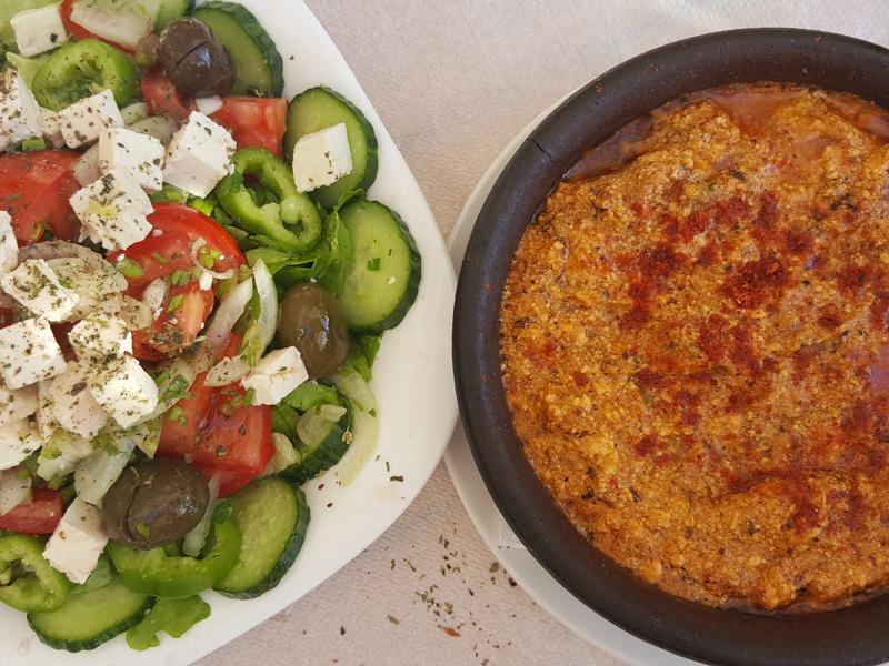 Cosa mangiare in albania la cucina albanese tradizionale - Piatti tipici della cucina greca ...