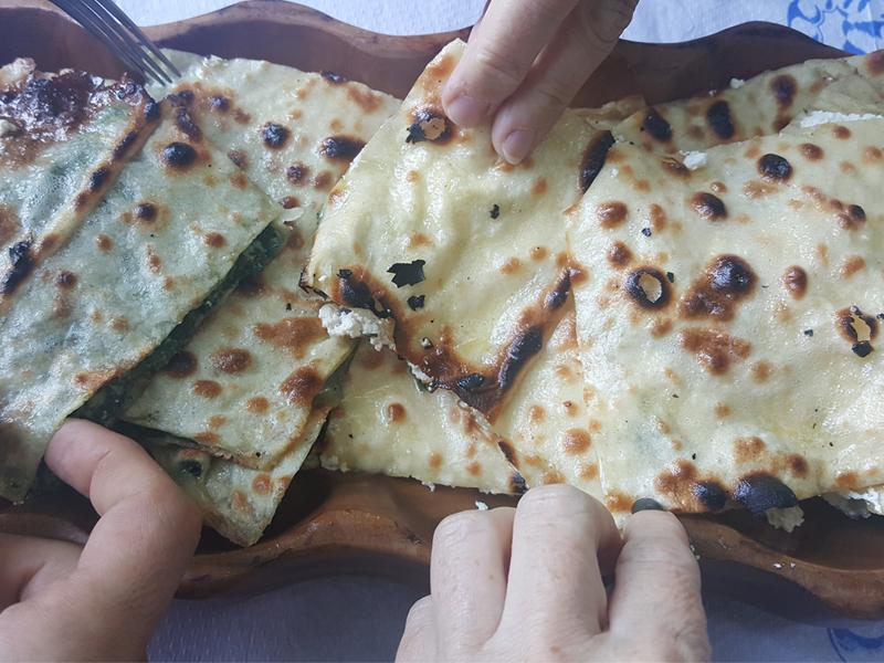 Vado in Albania, la cucina albanese, cosa mangiare, piatti tipici albanesi, lakror