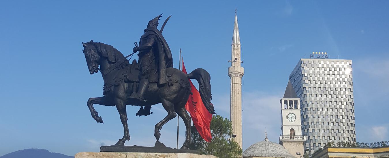 Vado in Albania, viaggi e vacanze in Albania, storia dell'Albania