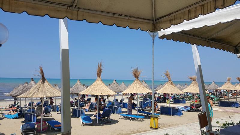 Vacanze in Albania con i bambini, Spiaggia di Durazzo, andare in Albania con i bambini