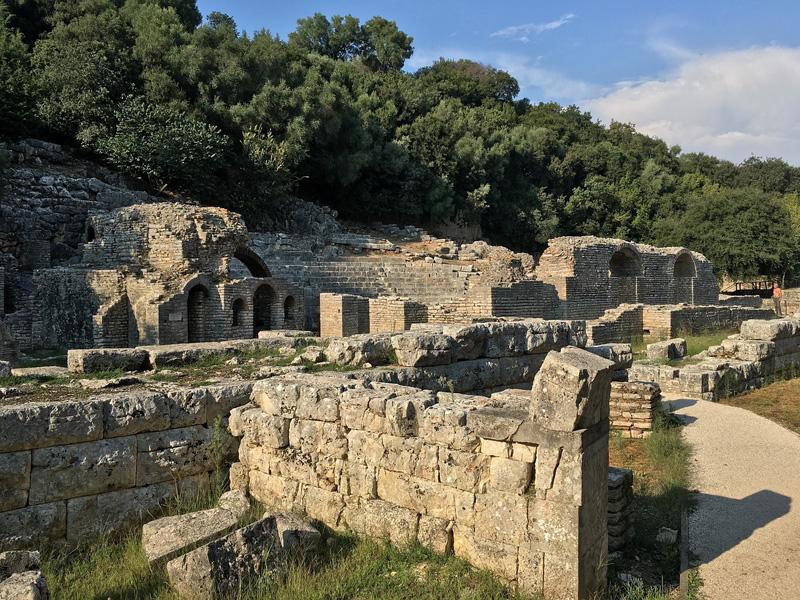 Butrinti Parco Archeologico, cosa fare a Saranda una settimana
