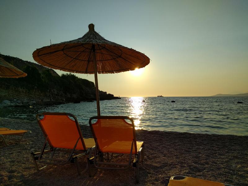 Heaven Beach Saranda, cosa fare e cosa vedere a Saranda, vacanze a Saranda