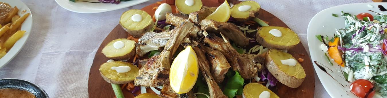 cucina albanese, agnello