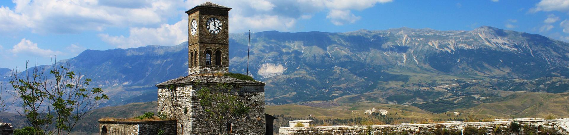 Gjirokastro castello I nostri tour Albania