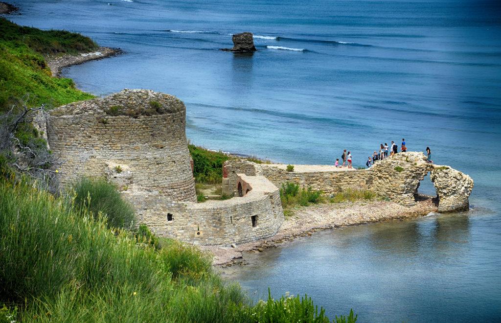 Kepi i Rodonit Castello