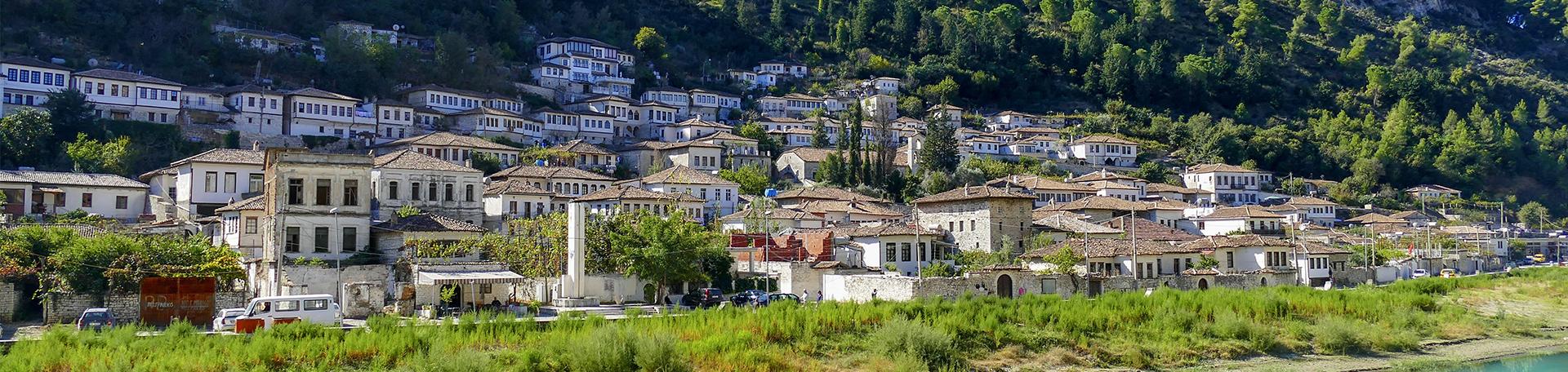 Berat; Minitour Albania