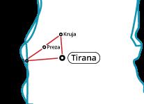 Minitour Albania tre giorni