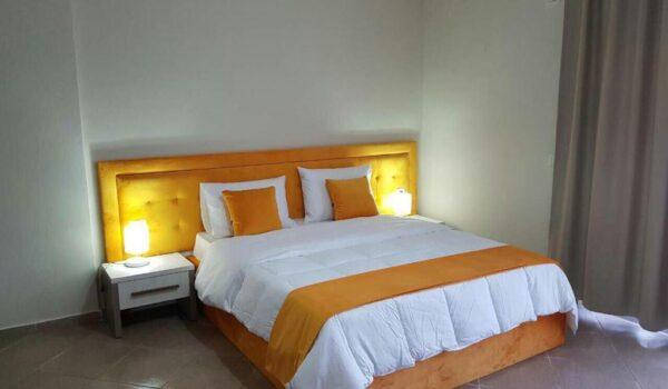 Hotel a Saranda, Sunrise