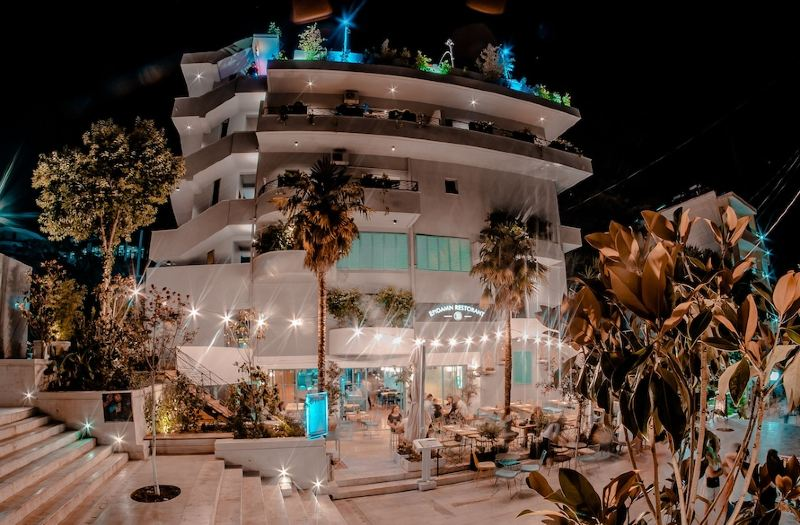 Hotel a Saranda, Illyrian Boutique Hotel