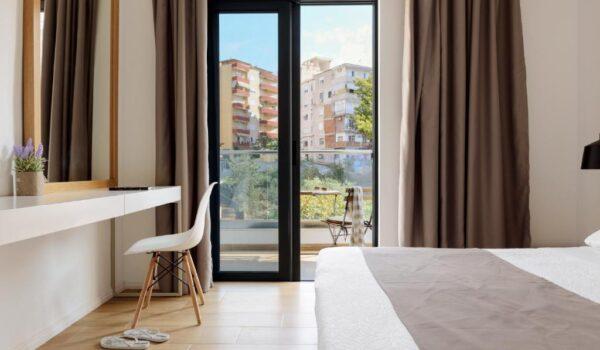 Hotel a Saranda, Epirus