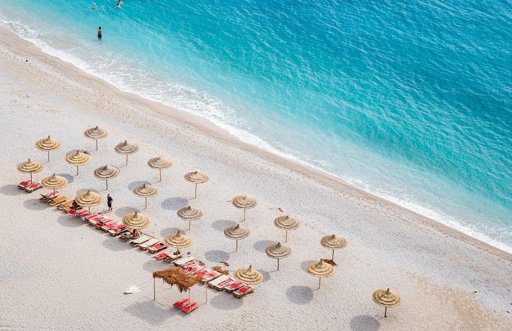Spiaggia di Drymadhes Albania